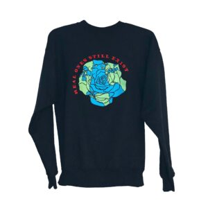 ROSE. Worldwide Crewneck Sweatshirt