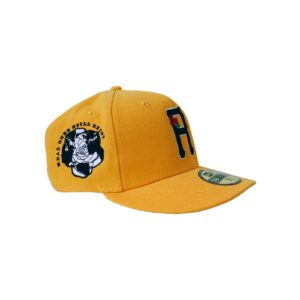 R Fitted | Canary Yellow